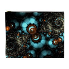 Spiral Background Form 3840x2400 Cosmetic Bag (xl) by amphoto