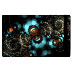 Spiral Background Form 3840x2400 Apple Ipad 3/4 Flip Case by amphoto
