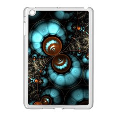 Spiral Background Form 3840x2400 Apple Ipad Mini Case (white) by amphoto
