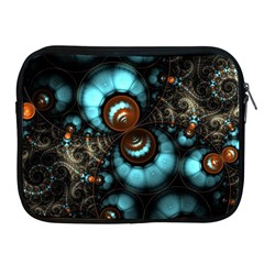 Spiral Background Form 3840x2400 Apple Ipad 2/3/4 Zipper Cases by amphoto