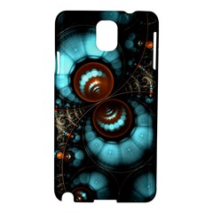 Spiral Background Form 3840x2400 Samsung Galaxy Note 3 N9005 Hardshell Case by amphoto