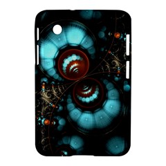 Spiral Background Form 3840x2400 Samsung Galaxy Tab 2 (7 ) P3100 Hardshell Case  by amphoto