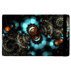 Spiral Background Form 3840x2400 Apple Ipad Pro 12 9   Flip Case by amphoto