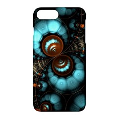 Spiral Background Form 3840x2400 Apple Iphone 7 Plus Hardshell Case by amphoto