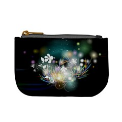 Abstraction Color Pattern 3840x2400 Mini Coin Purses by amphoto