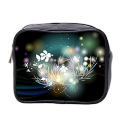 Abstraction Color Pattern 3840x2400 Mini Toiletries Bag 2 Side by amphoto