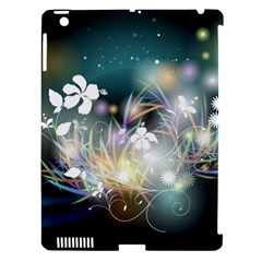 Abstraction Color Pattern 3840x2400 Apple Ipad 3/4 Hardshell Case (compatible With Smart Cover) by amphoto