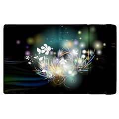 Abstraction Color Pattern 3840x2400 Apple Ipad 3/4 Flip Case by amphoto