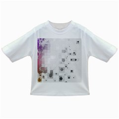 Squares Colorful Spots  Infant/toddler T Shirts by amphoto