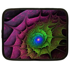 Immersion Light Color  Netbook Case (xl)  by amphoto