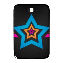 Star Background Colorful  Samsung Galaxy Note 8 0 N5100 Hardshell Case  by amphoto