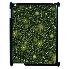 Shape Surface Patterns  Apple Ipad 2 Case (black) by amphoto