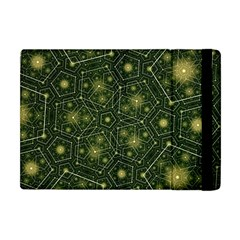 Shape Surface Patterns  Apple Ipad Mini Flip Case by amphoto
