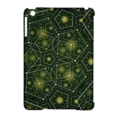 Shape Surface Patterns  Apple Ipad Mini Hardshell Case (compatible With Smart Cover) by amphoto