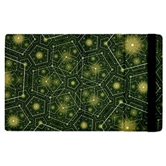 Shape Surface Patterns  Apple Ipad Pro 12 9   Flip Case by amphoto