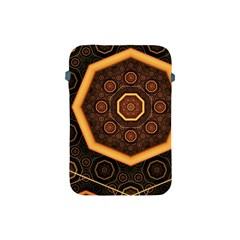 Light Surface Lines  Apple Ipad Mini Protective Soft Cases by amphoto