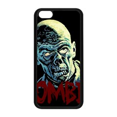 Zombie Apple Iphone 5c Seamless Case (black)
