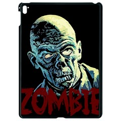 Zombie Apple Ipad Pro 9 7   Black Seamless Case by Valentinaart