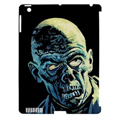 Zombie Apple Ipad 3/4 Hardshell Case (compatible With Smart Cover)