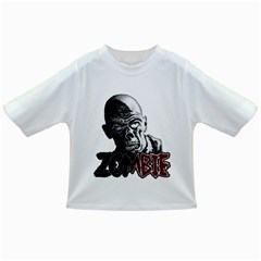 Zombie Infant/toddler T Shirts by Valentinaart
