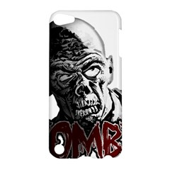 Zombie Apple Ipod Touch 5 Hardshell Case by Valentinaart