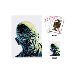 Zombie Playing Cards (mini)  by Valentinaart
