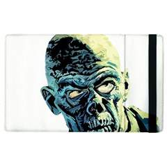 Zombie Apple Ipad 2 Flip Case