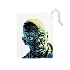 Zombie Drawstring Pouches (medium)