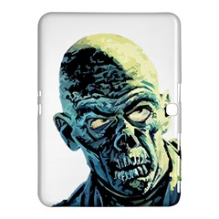 Zombie Samsung Galaxy Tab 4 (10 1 ) Hardshell Case  by Valentinaart