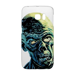 Zombie Galaxy S6 Edge by Valentinaart
