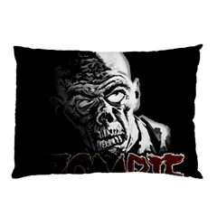 Zombie Pillow Case by Valentinaart