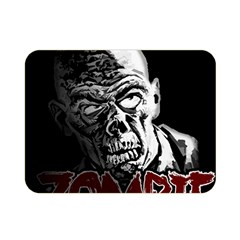 Zombie Double Sided Flano Blanket (mini)