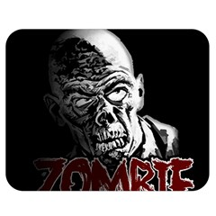 Zombie Double Sided Flano Blanket (medium)