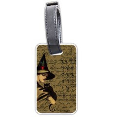 Witchcraft Vintage Luggage Tags (two Sides)