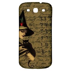 Witchcraft Vintage Samsung Galaxy S3 S Iii Classic Hardshell Back Case