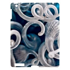 Spiral Glass Abstract  Apple Ipad 3/4 Hardshell Case by amphoto