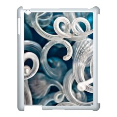 Spiral Glass Abstract  Apple Ipad 3/4 Case (white) by amphoto
