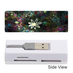 Flowers Fractal Bright 3840x2400 Memory Card Reader (stick)  by amphoto