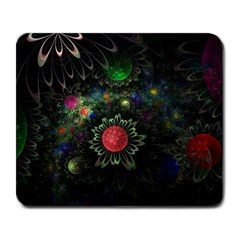 Shapes Circles Flowers  Large Mousepads by amphoto
