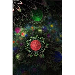 Shapes Circles Flowers  5 5  X 8 5  Notebooks by amphoto