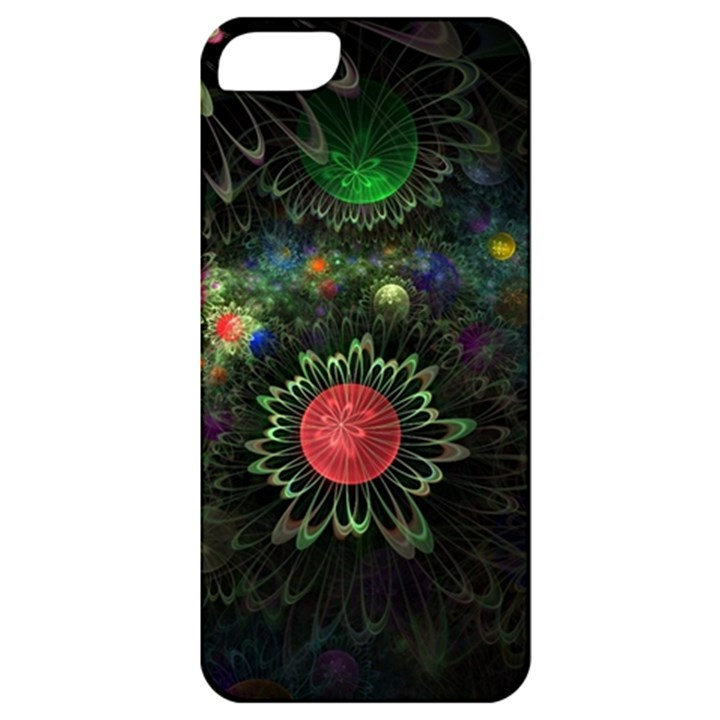 Shapes Circles Flowers  Apple iPhone 5 Classic Hardshell Case