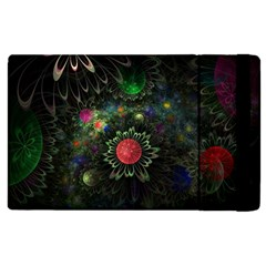 Shapes Circles Flowers  Apple Ipad Pro 12 9   Flip Case by amphoto