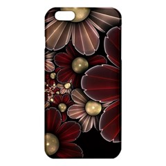 Flower Background Line Iphone 6 Plus/6s Plus Tpu Case by amphoto