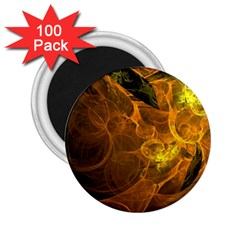 Spot Background Dark  2 25  Magnets (100 Pack)  by amphoto