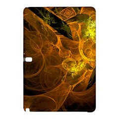 Spot Background Dark  Samsung Galaxy Tab Pro 10 1 Hardshell Case by amphoto