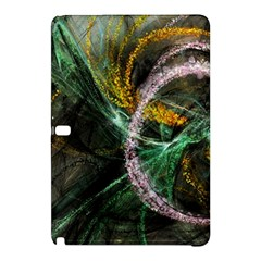 Connection Background Line Samsung Galaxy Tab Pro 10 1 Hardshell Case by amphoto