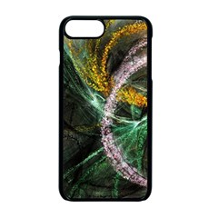 Connection Background Line Apple Iphone 7 Plus Seamless Case (black) by amphoto