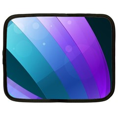 Line Glare Light 3840x2400 Netbook Case (xxl)  by amphoto