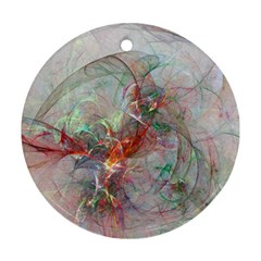 Shroud Clot Light  Ornament (round) by amphoto