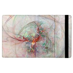 Shroud Clot Light  Apple Ipad 3/4 Flip Case by amphoto